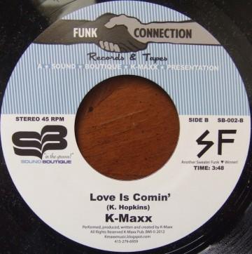 love is comin