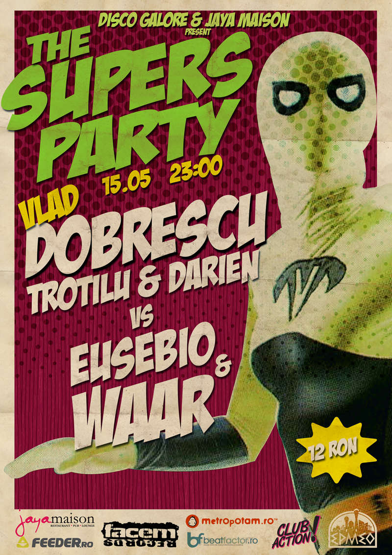 Supers Party